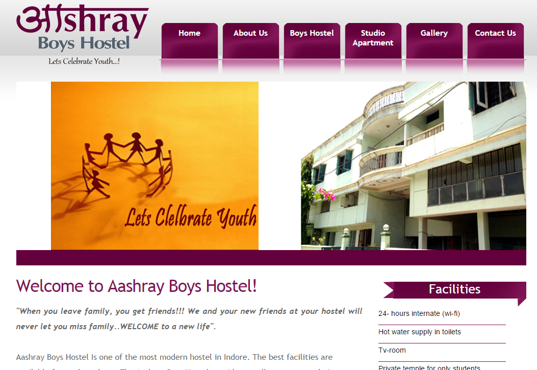 Aashray Boys Hostel