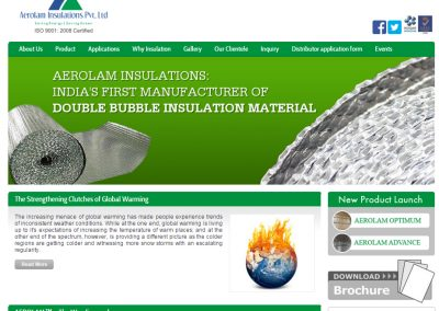Aerolam Insulations
