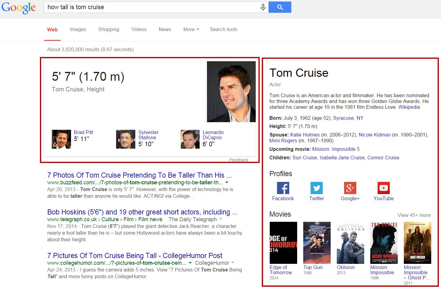 knowledge-graph-result